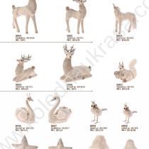 еленчета, лебеди, еднорог и др.