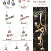 коледна украса и декорация с играчки